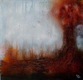 Au fil de l'automne - Vendu/Sold