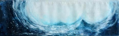 Au fil de l'eau - Vendu/Sold