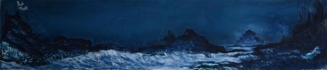 Au fil des marées - Vendu/Sold