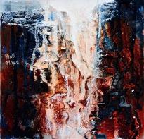 Au fil des roches - Vendu/Sold