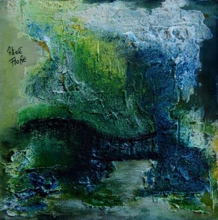 Au fil d'un ruisseau - Vendu/Sold