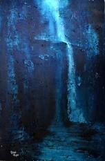 Chute d'eau en soi - Vendu/Sold