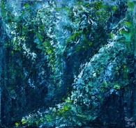 Montagne en soi - Vendu/Sold